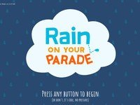 Review: Rain on Your Parade is a charming way to mess up people's days
