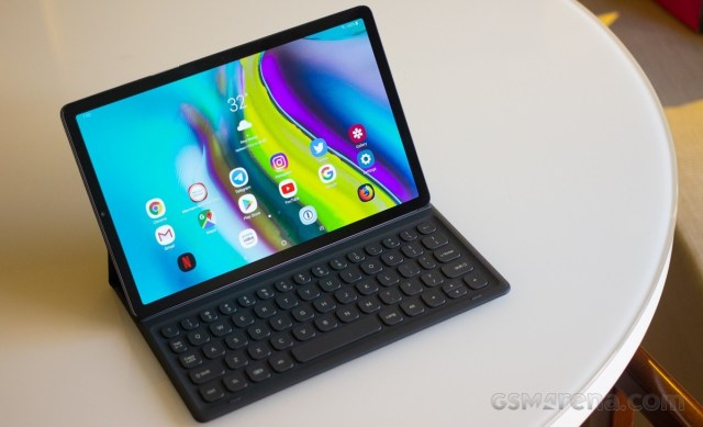 Samsung Galaxy Tab S5e gets Android 11 update with One UI 3.1