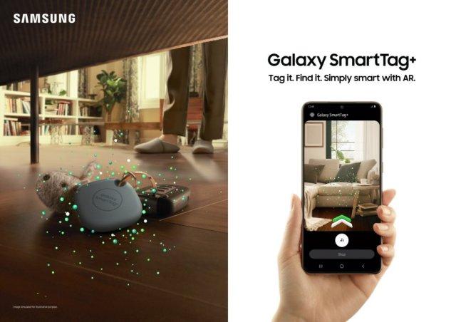 Samsung Galaxy SmartTag+ SmartThings Find AR