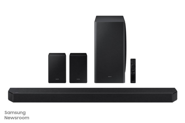 Samsung HW-Q950A 11.4.1 Channel Soundbar