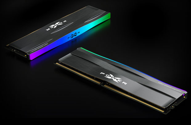 DDR4 XPower Zenith RGB de Silicon Power