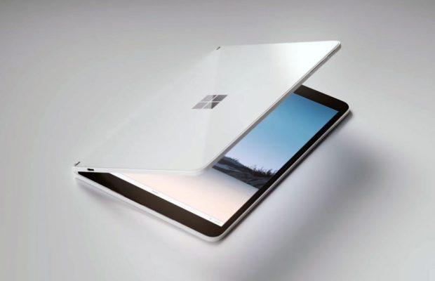 Tablette Surface Neo de Microsoft
