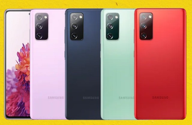 The Galaxy S20 FE 4G with a Snapdragon 865 chipset now selling