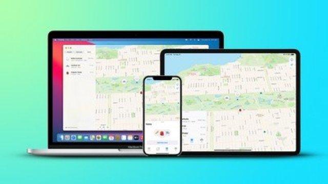 apple findmy network feature