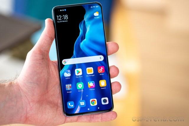 Xiaomi Mi 11 starts receiving MIUI 12.5