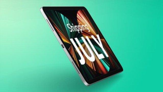 iPad Pro July Shipping
