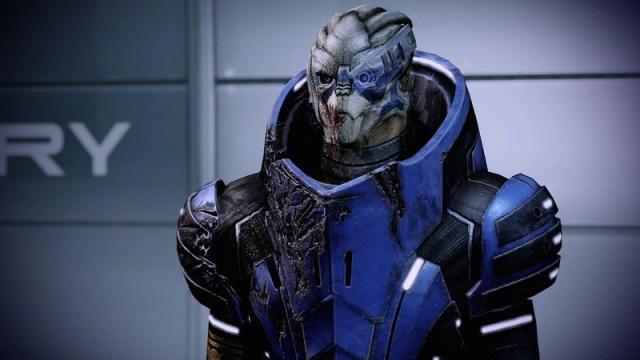 Mass Effect Legendary Edition Garrus