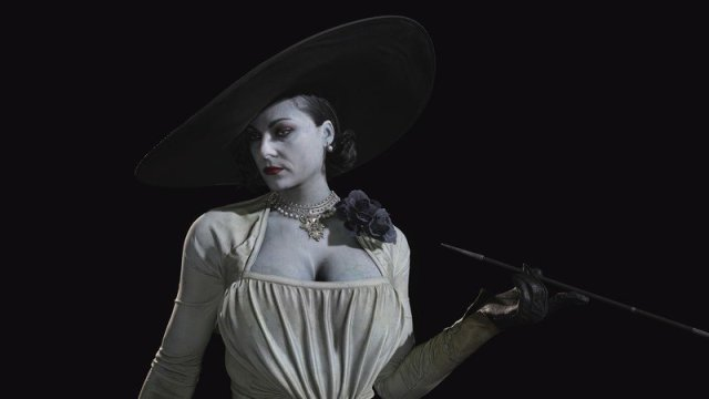 Resident Evil Village Lady Dimitrescu Figure