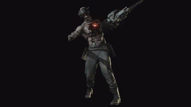 Resident Evil Village Soldat Elris