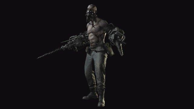 Resident Evil Village Soldat Zwei