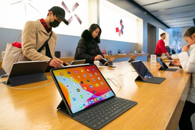 Apple : oui, l'ancien Magic Keyboard fonctionne bien avec le dernier iPad Pro