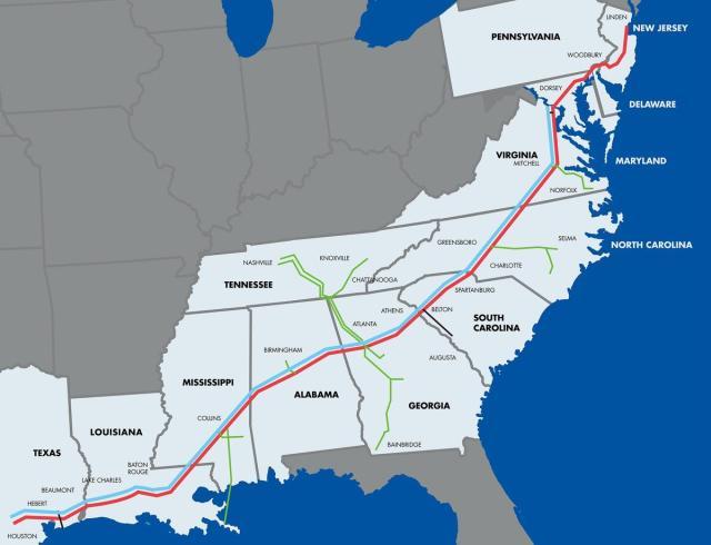 Attaque de pipeline : Colonial Pipeline confirme avoir payé 4,4 millions de dollars de rançon