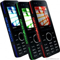 The Samsung M7500 Emporio Armani was also known as the \