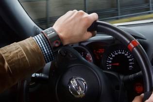 Nissan's Nismo concept watch