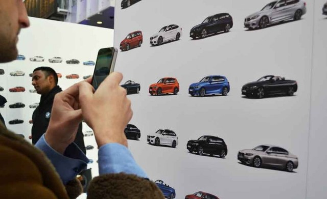 Thanks to Shazam, you could buy a BMW as easily as you buy a song - if you had the money, that is