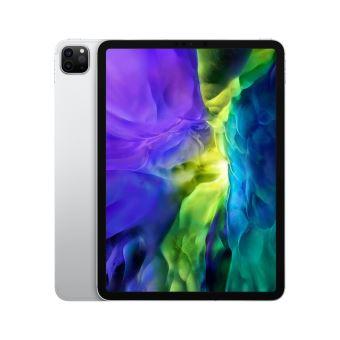 """Apple iPad Pro 11"""" 128 Go Argent Wi-Fi Cellular 2020 2ème génération"""