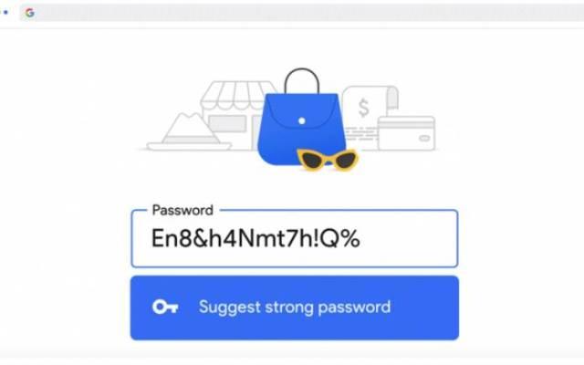 Google Stronger Password No Password