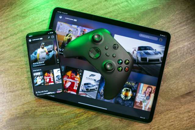 Xbox Cloud Gaming on iPhone and iPad Hero