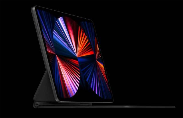 L'iPad Pro 2021