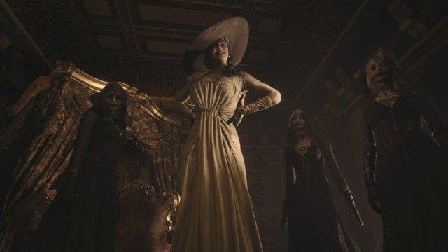 Resident Evil Village Dimirescu Daughters