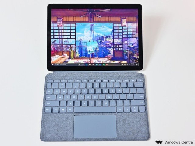 Surface Go 2 Top Keyboard