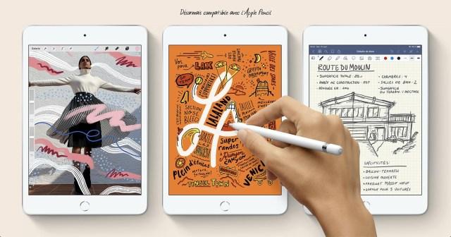 iPad mini 5 Apple Pencil
