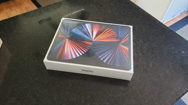 iPad Pro M1 Boite