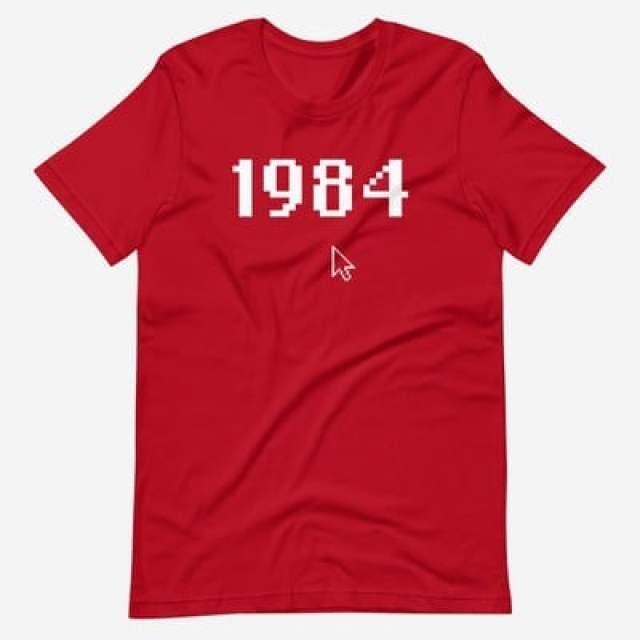 throwboy 1984 shirt