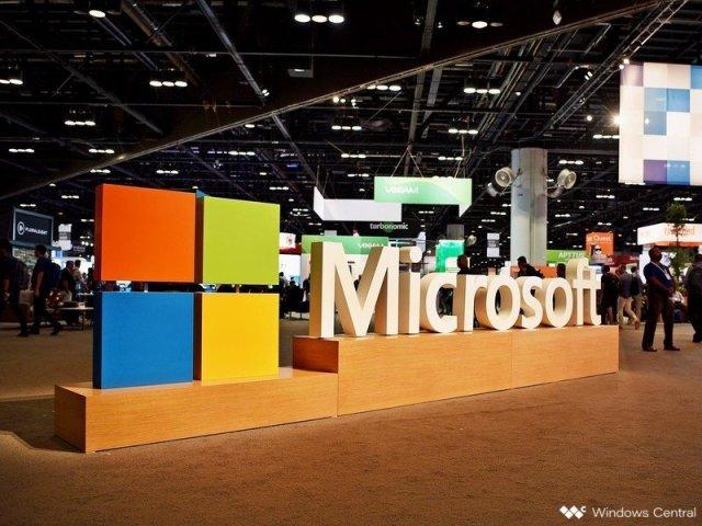 Microsoft logo at Ignire