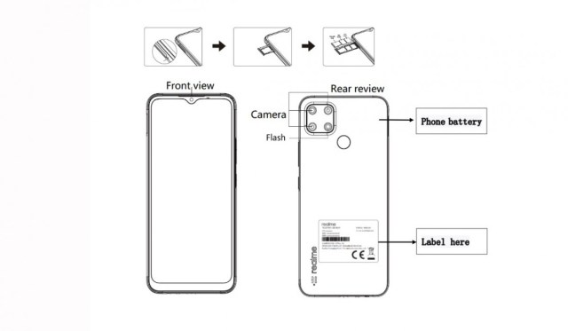 Mysterious Realme phone certified by FCC