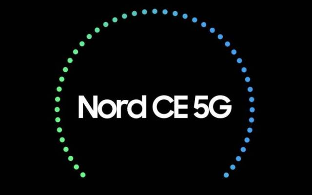 OnePlus Nord CE 5G May 2021