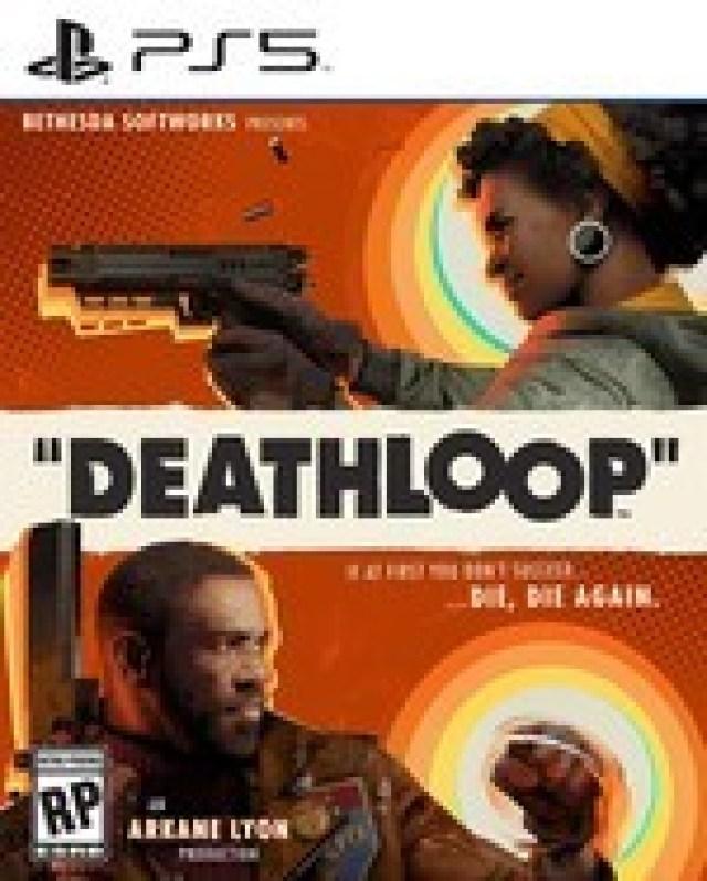 Deathloop Ps5 Box Art