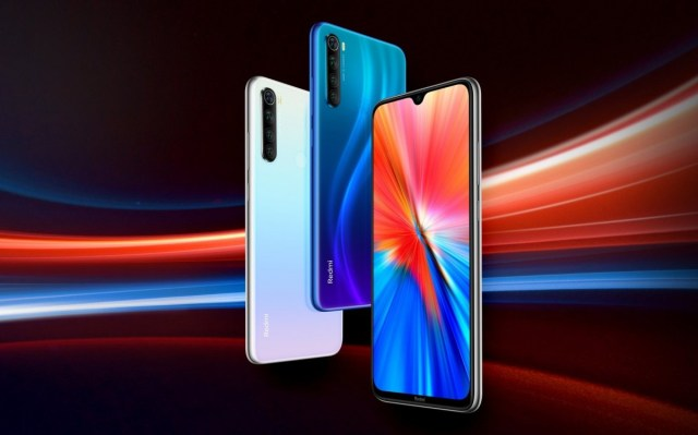 Redmi Note 8 2021 is now official with Helio G85 chipset,