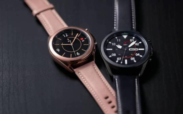 Samsung Galaxy Watch Active 4 Concept Image