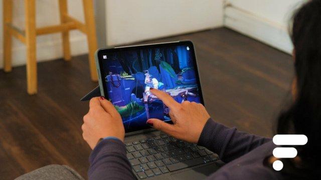 Le jeu The Last Campfire sur iPad Pro 11pouces2021