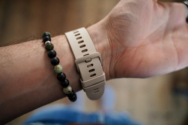 test xiaomi mi watch bracelet