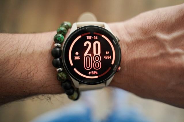 test xiaomi mi watch design