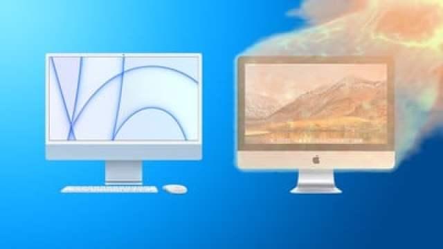 iMac M1 Smokes Intel Feature
