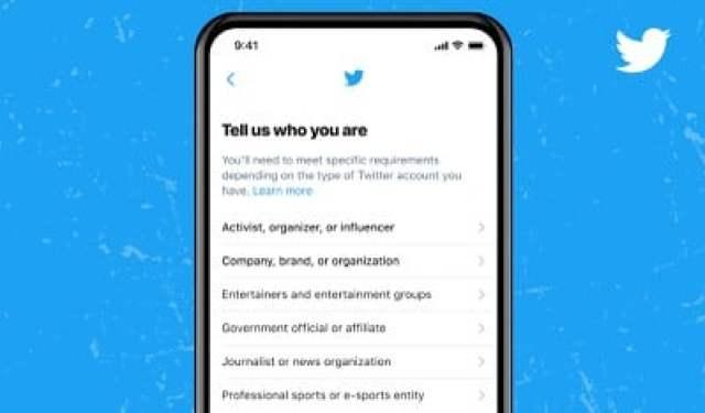 twitter verified featured