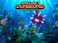 'Hidden Depths' DLC is now available on all Minecraft Dungeons platforms