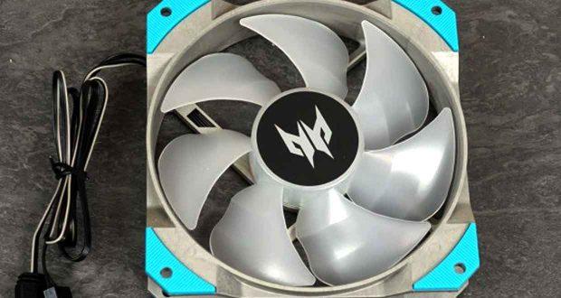 Ventilateur Predator Frostblade 120