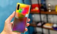 Latest Samsung Galaxy Note10 series update brings camera improvements