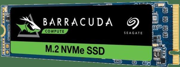 Seagate Barracuda M2 Ssd