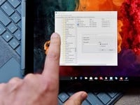 Wake on Touch could be a new hardware feature for Windows 11 PCs