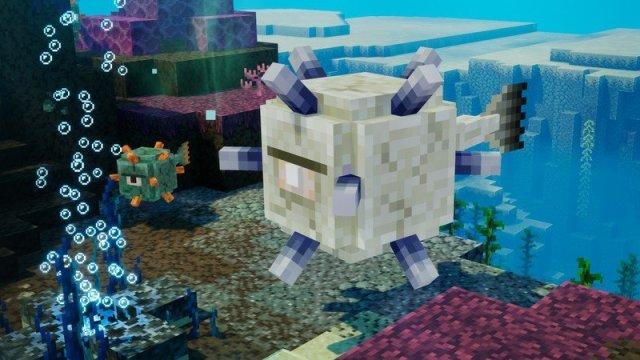 Minecraft Dungeons Dlc Hidden Depths Image