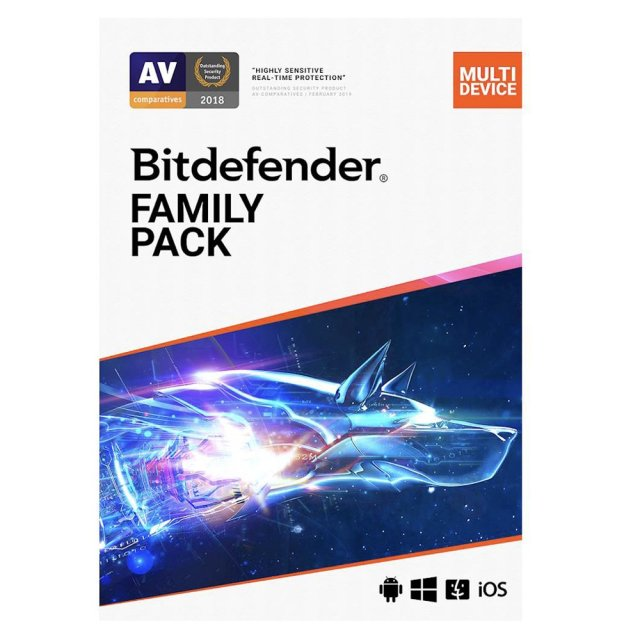 Family Pack Bitdefender