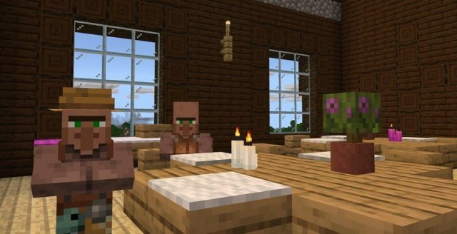 Minecraft Caves And Cliffs Update 1.17.10.22 Beta Image