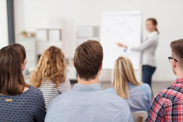 Le compte personnel de formation permet de gérer soi-même son parcours de formation.