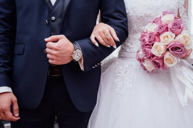Dans le Calvados, Leglise devrait avoir célébré deux tiers de mariages en moins en 2020 par rapport à 2019. Illustration.