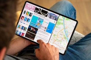 Harmony OS on the Huawei MatePad Pro